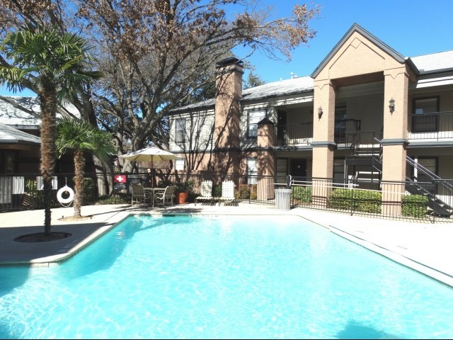Pool at Listing #135971