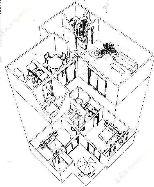1,176 sq. ft. B2S floor plan