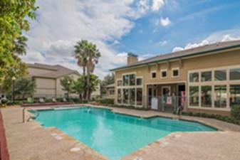 Pool at Listing #144596