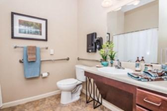 Bathroom at Listing #275277