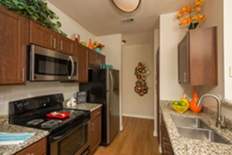 Kitchen at Listing #141409