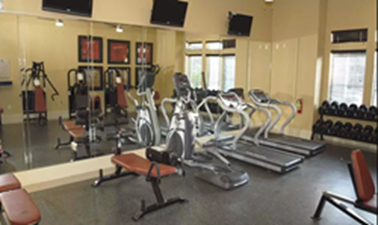 Fitness at Listing #144214