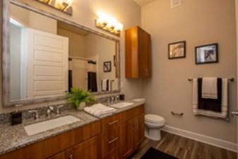 Bathroom at Listing #283012