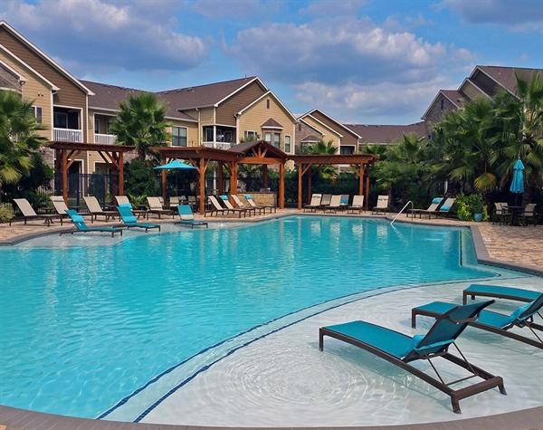 Pool at Listing #234804