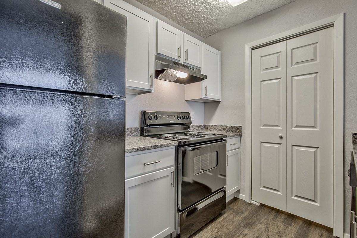 Kitchen at Listing #135663