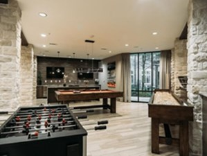 Gameroom at Listing #286426