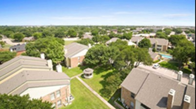 Aerial View at Listing #135806
