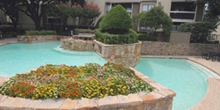 Pool at Listing #136138