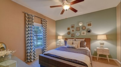 Bedroom at Listing #144755
