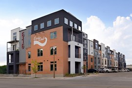 East End Lofts at the Railyard Apartments Denton TX
