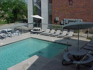 Pool Area at Listing #137020