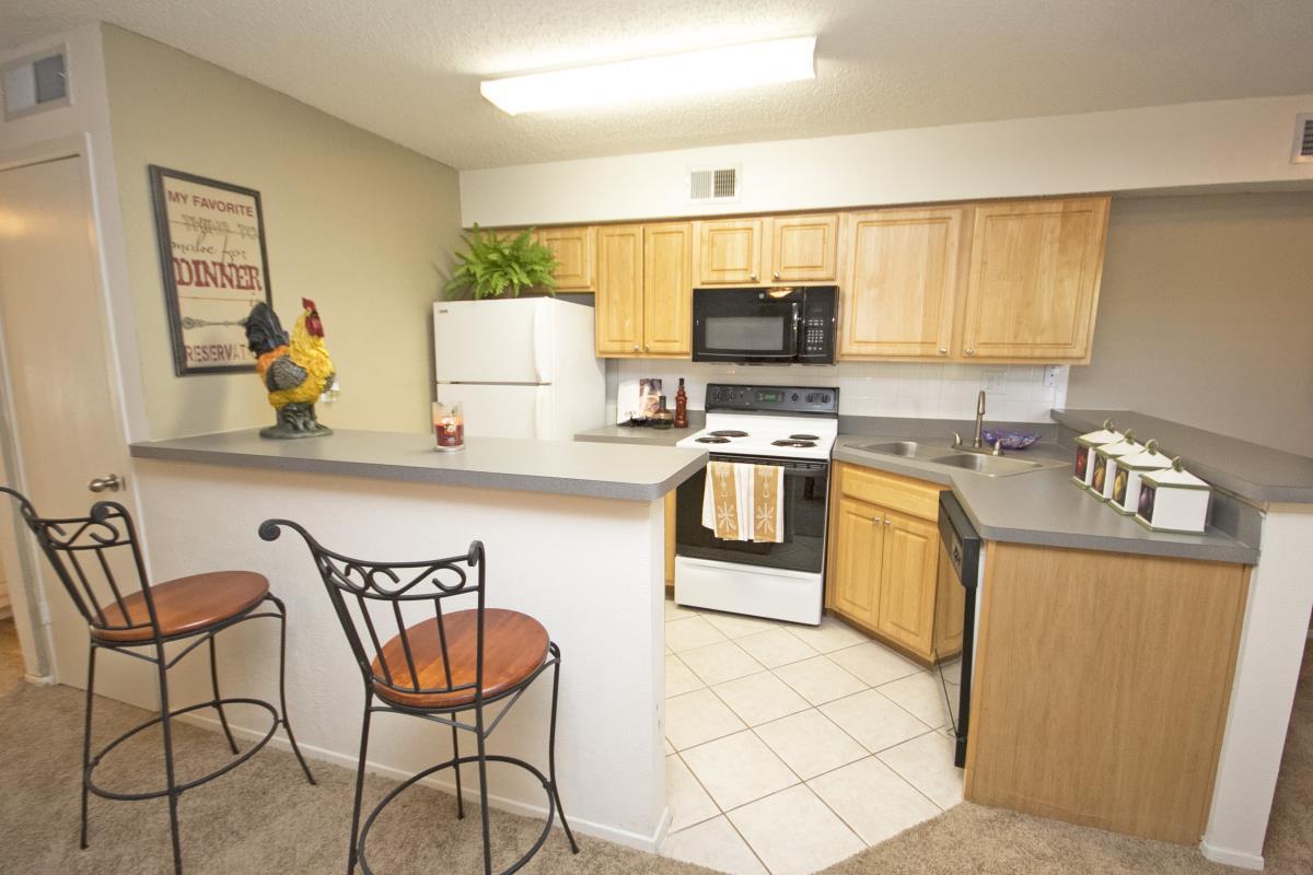 Kitchen at Listing #135916