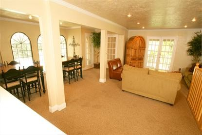 Living Area at Listing #136481