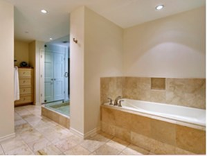 Bathroom at Listing #136613