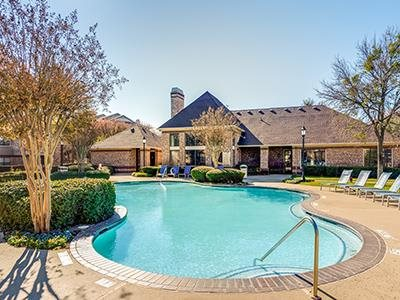 Pool at Listing #138052