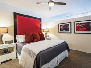 Bedroom at Listing #154171