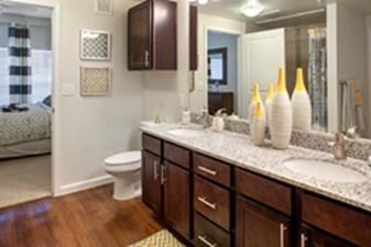 Bathroom at Listing #243544