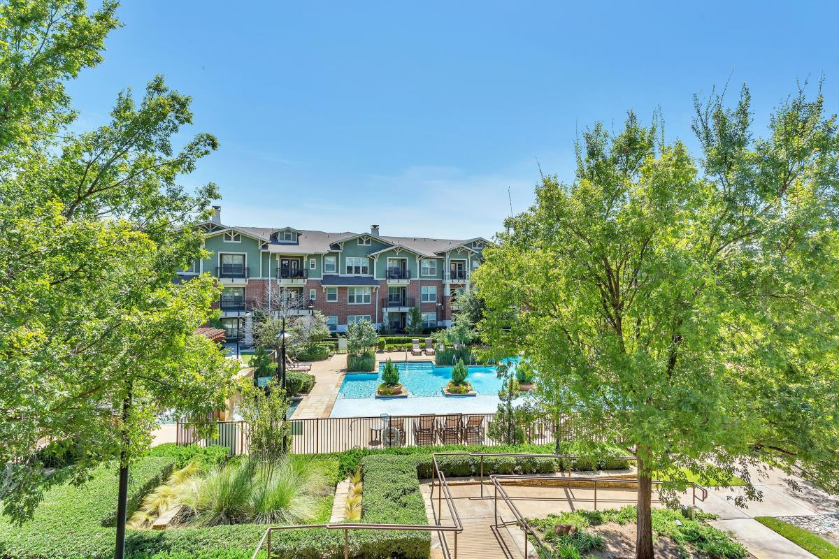 Mustang Park Apartments Carrollton TX