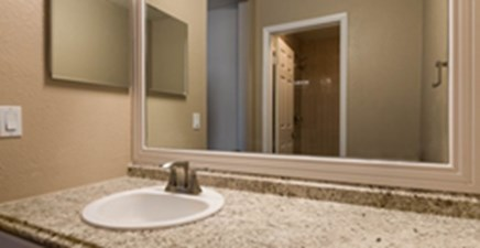 Bathroom at Listing #140183