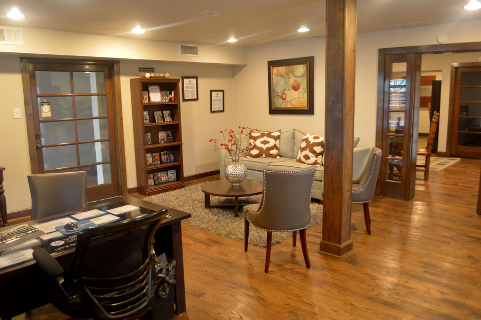 Clubhouse at Listing #137351
