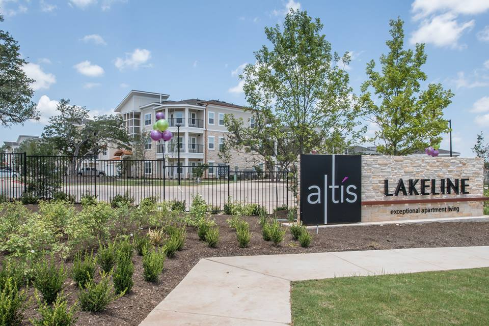 Altis Lakeline Apartments Cedar Park, TX