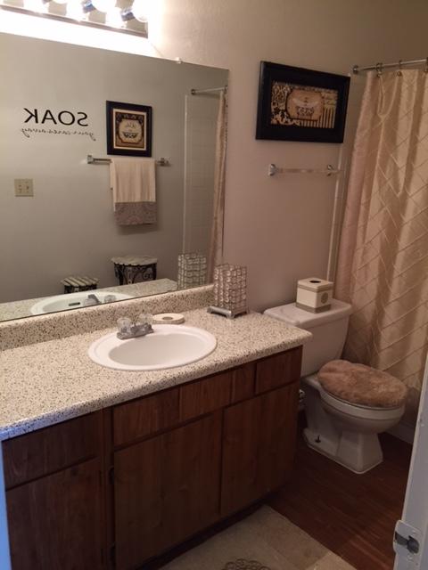 Bathroom at Listing #136857