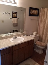 Bathroom at Listing #136857