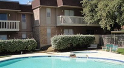 Pool at Listing #136963