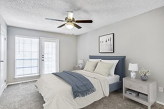 Bedroom at Listing #136921