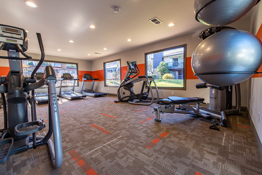 Fitness at Listing #137070