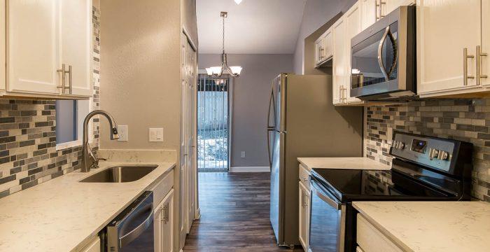 Kitchen at Listing #140616