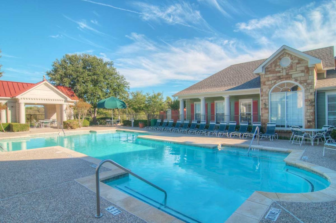 Pool at Listing #144406