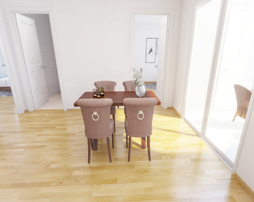 Dining at Listing #259014