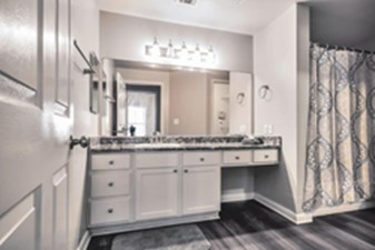 Bathroom at Listing #141296
