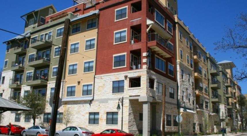 Block on 23rd Apartments Austin TX