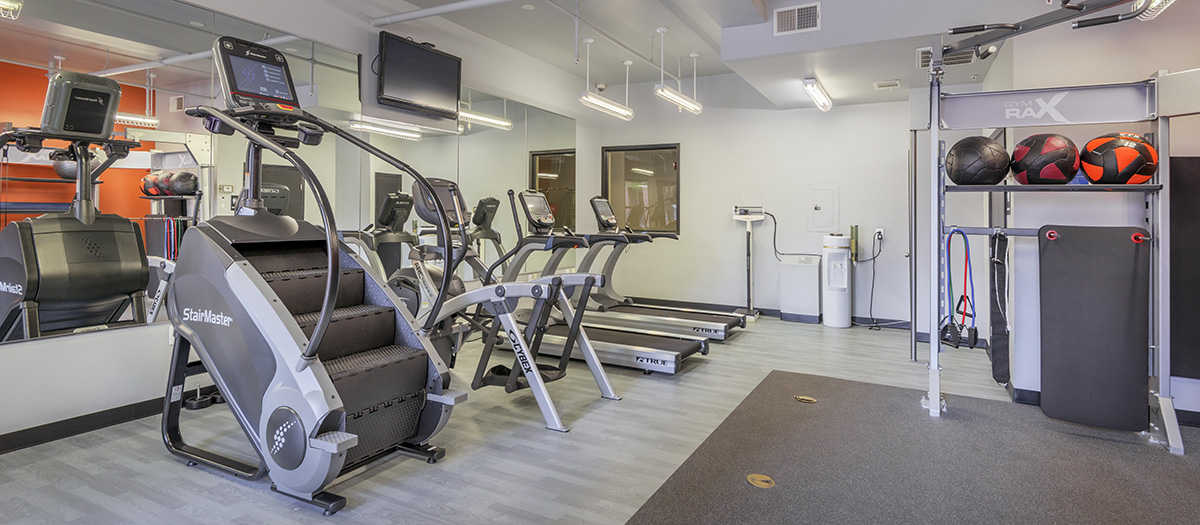 Fitness at Listing #137825