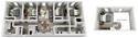 1,450 sq. ft. Loft floor plan