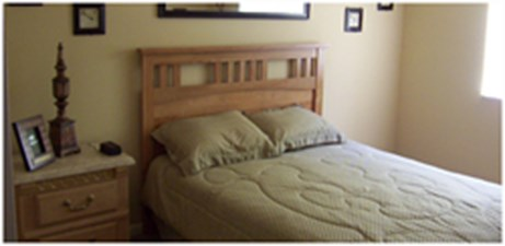 Bedroom at Listing #135762