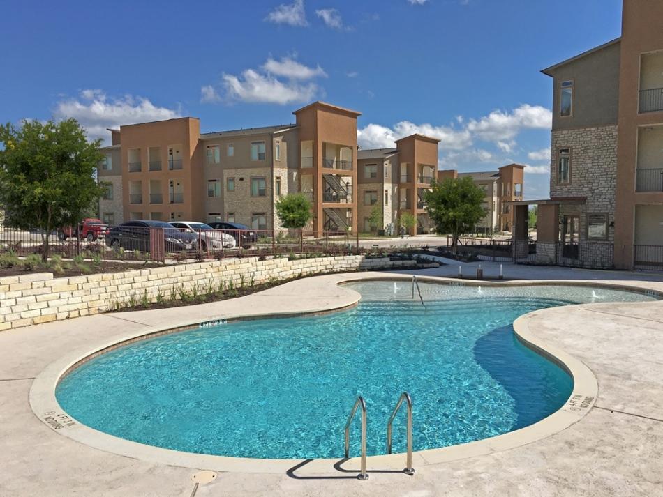 Pool at Listing #282551