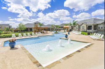 Pool at Listing #260461
