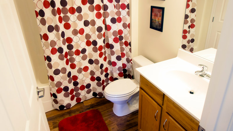 Bathroom at Listing #240374