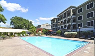 Pool at Listing #144807
