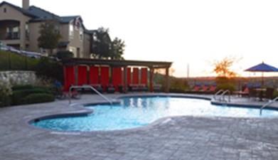 Pool at Listing #144669