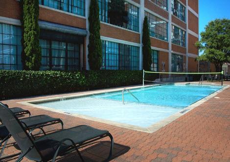 Pool at Listing #137678