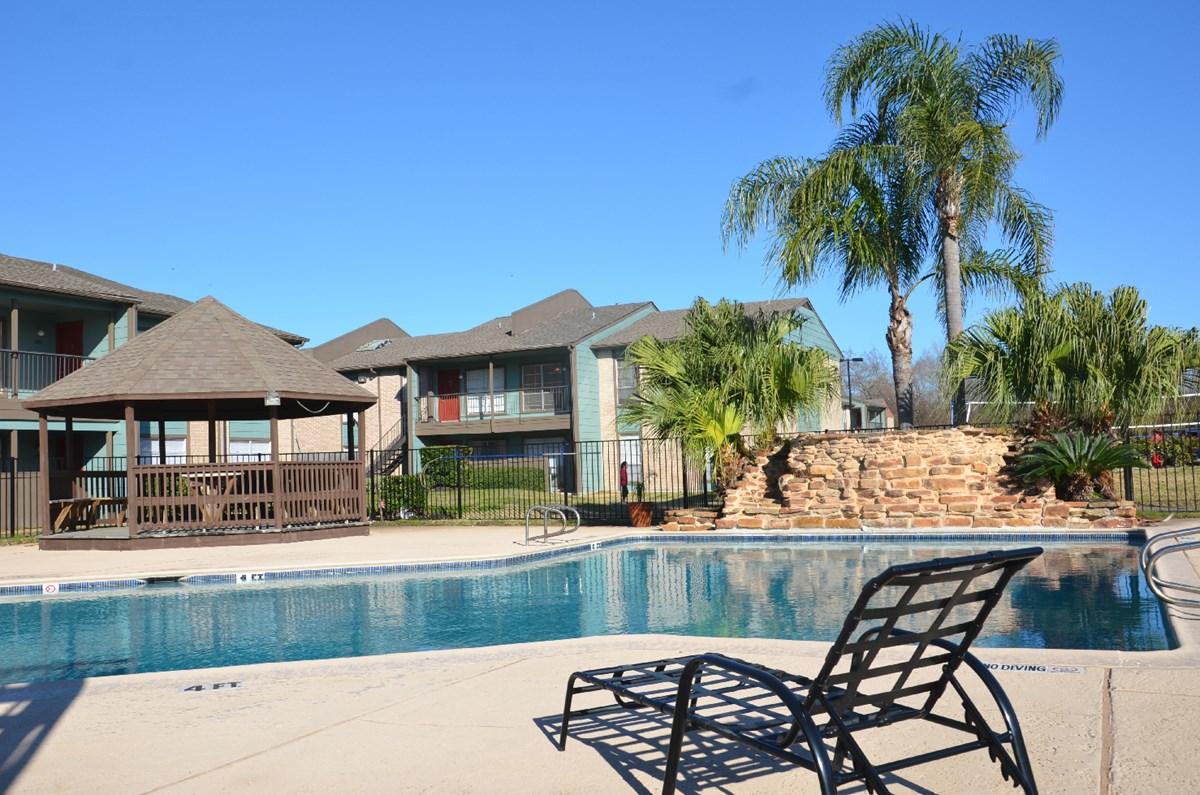 Pool at Listing #138369