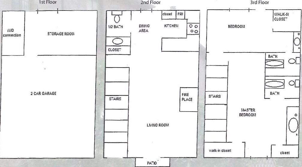 1,476 sq. ft. floor plan