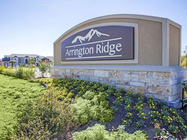 Arrington Ridge Apartments Round Rock, TX