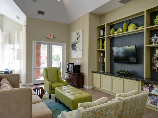 Clubhouse at Listing #139849