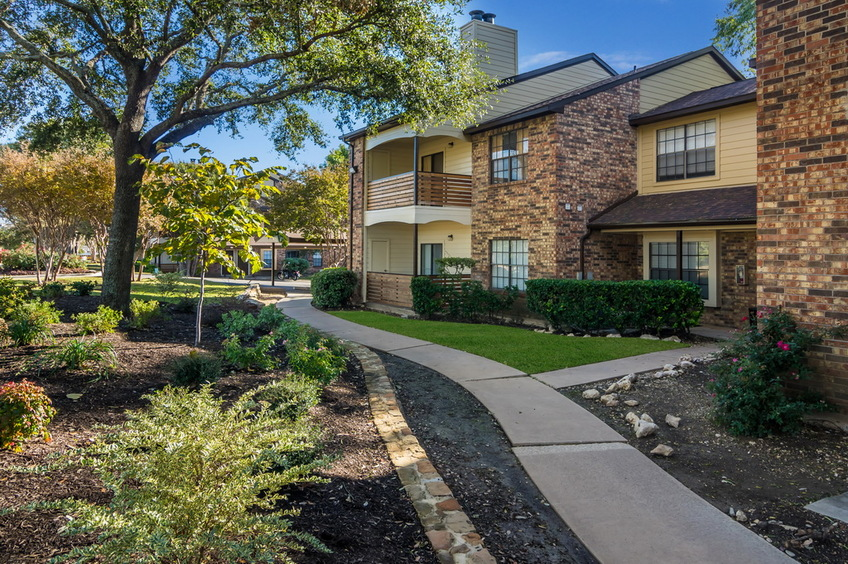 Cottages at Wells Branch Apartments Austin TX