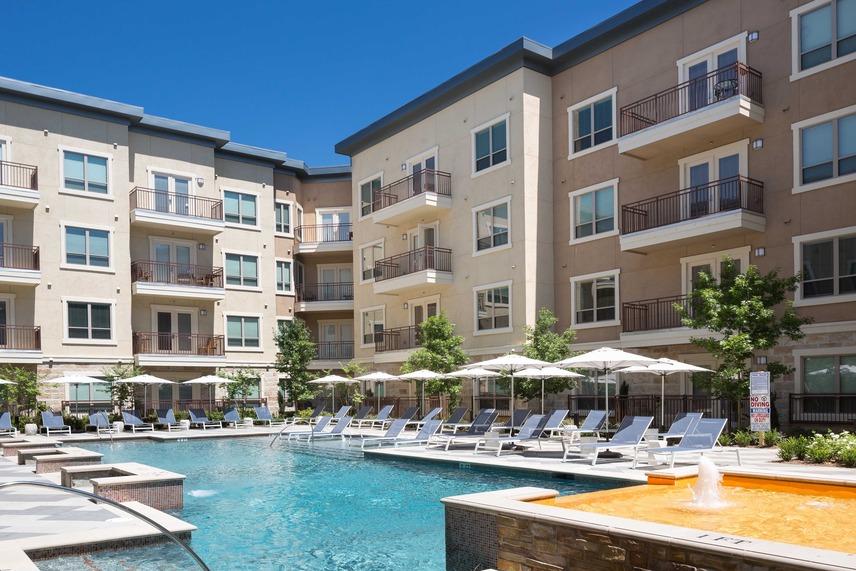 Pool at Listing #235243